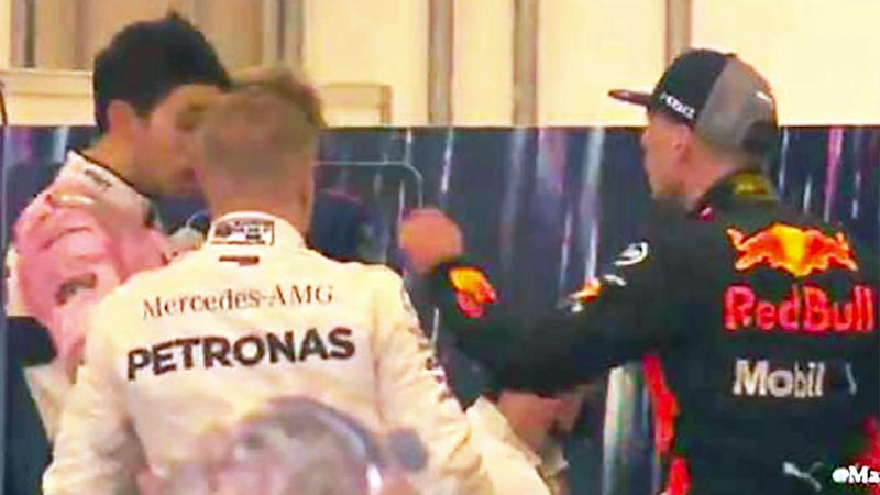 Verstappen handed 'public service' duty at Marrakesh ePrix!