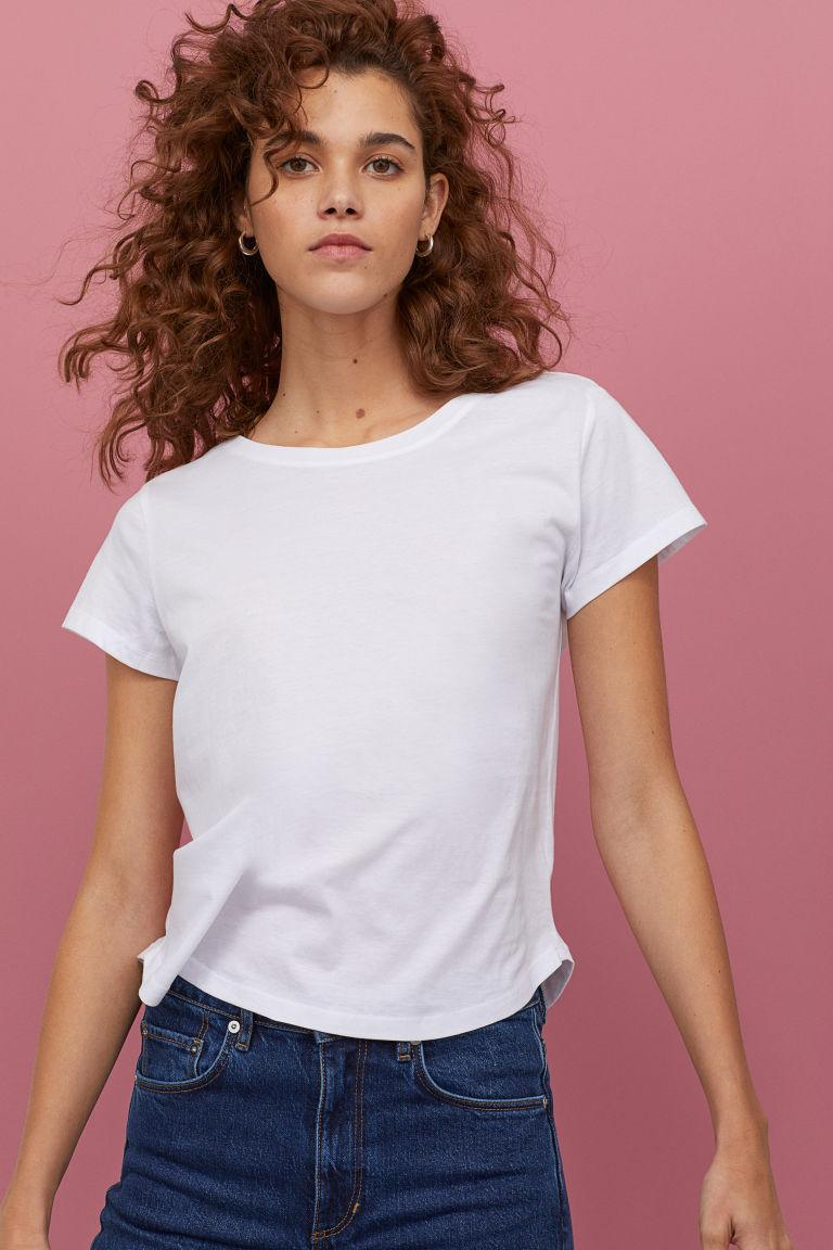 H&M Cotton T-shirt