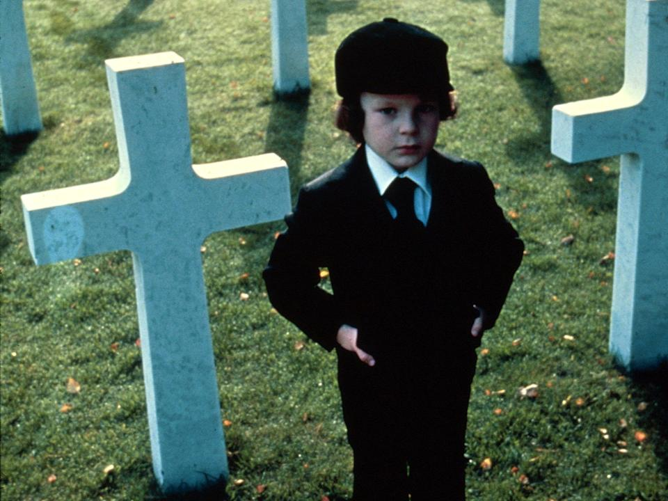 the omen damien