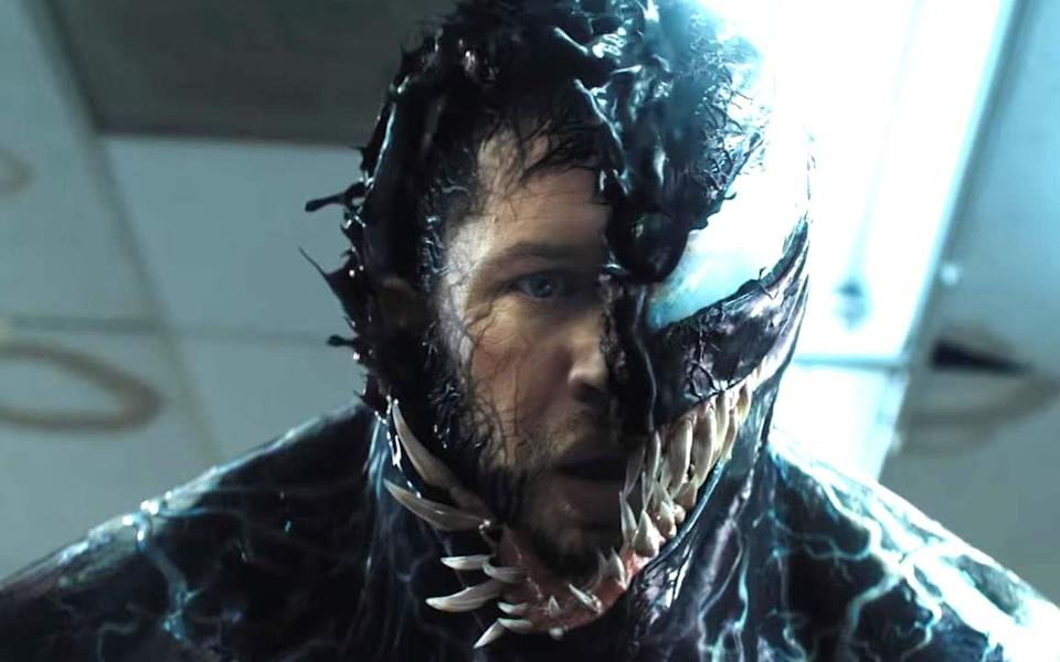 Venom (Credit: Sony Pictures)