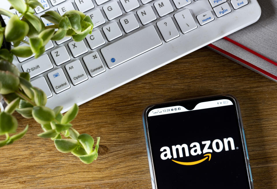 The keyboard you use might be small, or even smaller; just make sure you get online and click your way to savings. (Photo: Amazon)