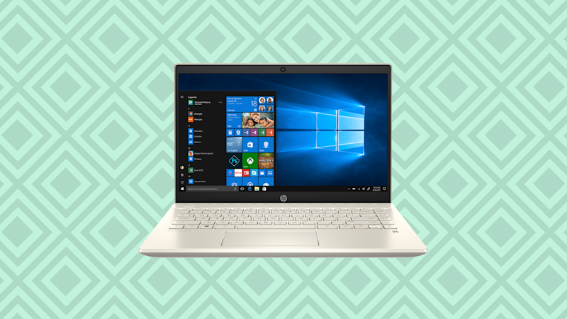 Save $170 on this HP laptop! (Photo: Walmart)
