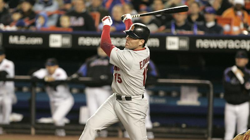 Coronavirus: Former All-Star outfielder Jim Edmonds tested for COVID-19