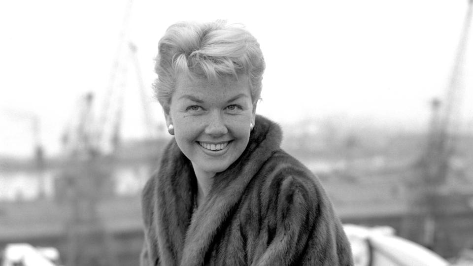 One of the most iconic names and brightest stars of classic Hollywood from films like <em>Calamity Jane</em> and <em>Pillow Talk</em>, Day died on 13 May after contracting pneumonia. (Credit: PA)