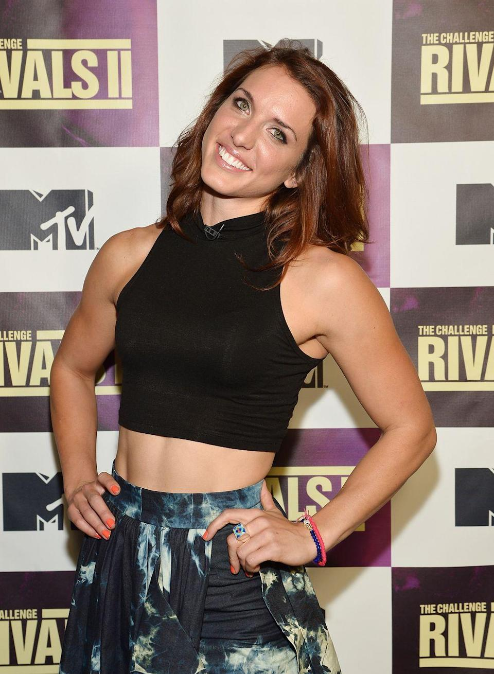 "<p>While tons of people attended casting calls and applied for the show, producers were on the lookout for a very specific kind of personality. Emily Schromm from <em>The Real World: D.C.</em> was <a href=""https://www.glamour.com/story/real-world-behind-the-scenes"" rel=""nofollow noopener"" target=""_blank"" data-ylk=""slk:discovered while working at Starbucks"" class=""link rapid-noclick-resp"">discovered while working at Starbucks</a>.</p>"