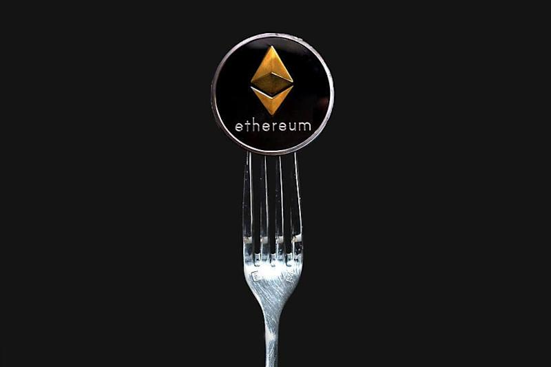 The history of Ethereum forks