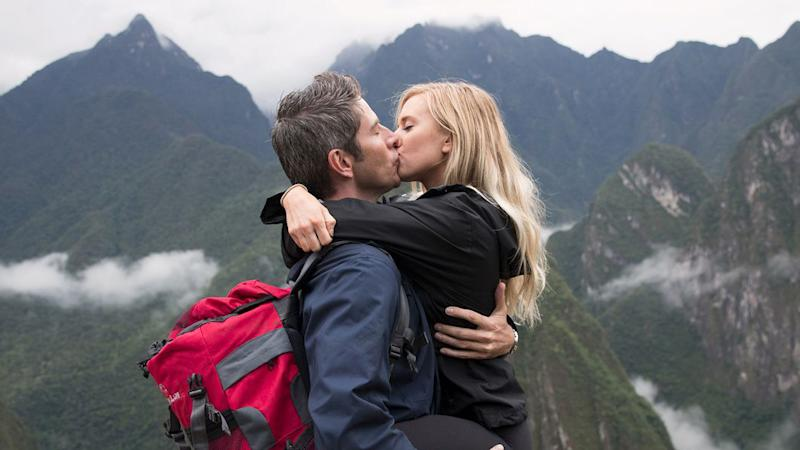 The Bachelor Arie Luyendyk Jr. foreign country