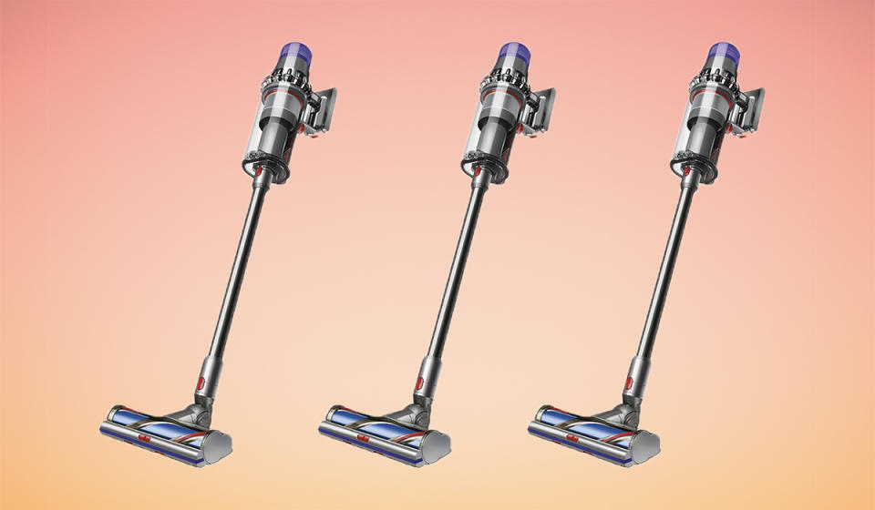 Just to be clear: You get only one vacuum with this QVC deal...but it's the only one you'll ever need. (Photo: QVC)
