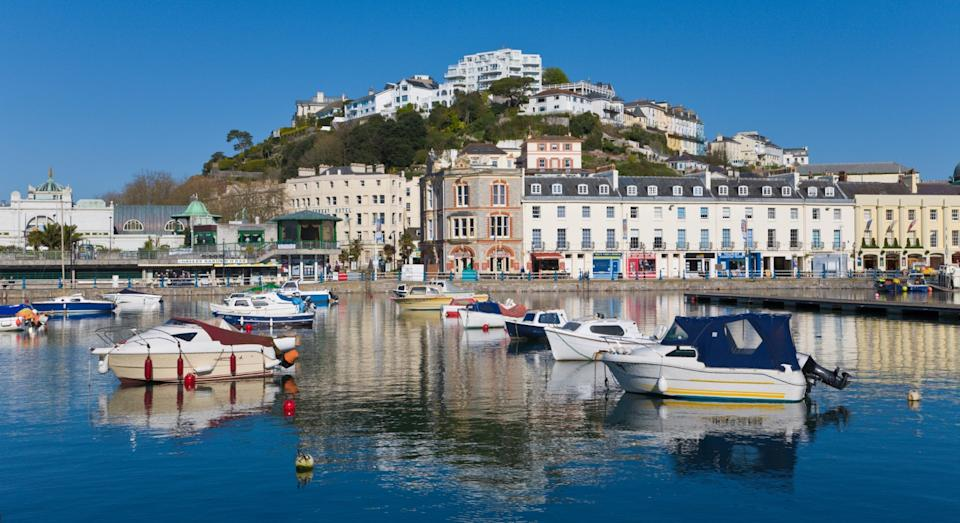 Torquay, Devon (Getty)