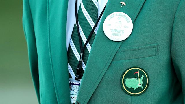 One of The Masters' iconic green jackets somehow ended up in a Toronto thrift shop. A quarter-century later, it auctioned off for $140,000.