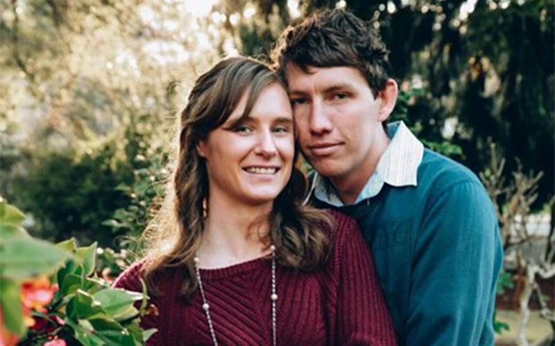 Samuel McPaul killed after high winds roll multiple trucks. (Photo: HuffPost AU 3rd Party )