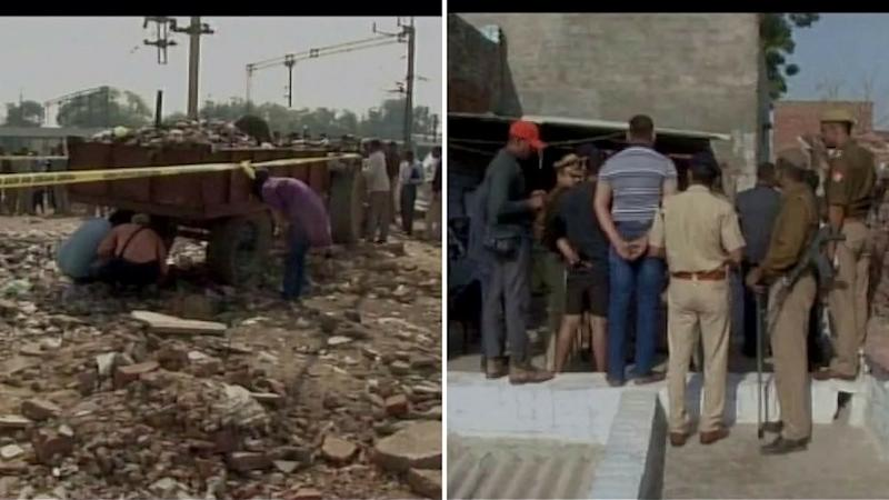 Twin Low-Intensity Explosions Near Agra Railway Station, None Hurt