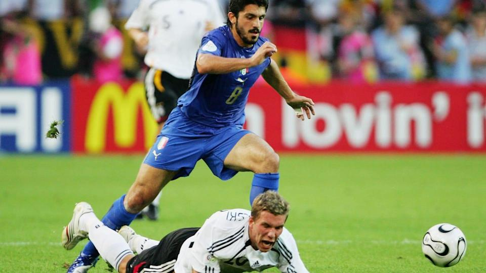 Semi-final Germany v Italy - World Cup 2006 | Alex Livesey/Getty Images