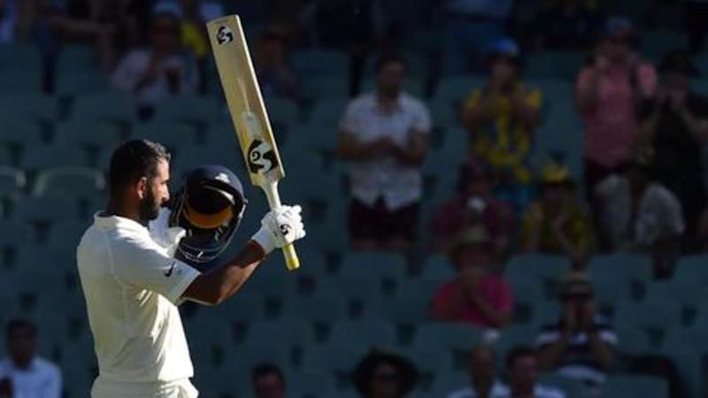 #IndiaInAustralia: Cheteshwar Pujara slams 16th career Test ton