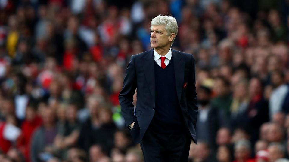 Arsene Wenger signed a new two-year deal in May, but that only ratchets up the pressure at the Emirates. (Goal.com)