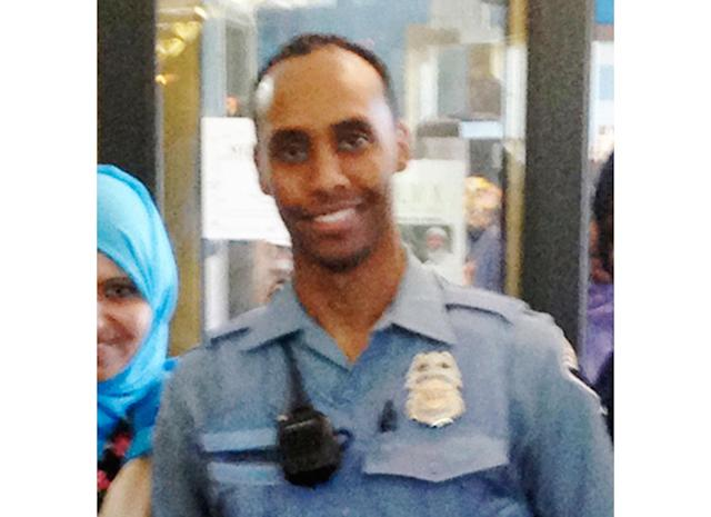 <p>In this May 2016 image provided by the City of Minneapolis, police officer Mohamed Noor poses for a photo at a community event welcoming him to the Minneapolis police force. Noor, a Somali-American, has been identified by his attorney as the officer who fatally shot Justine Damond, of Australia, late Saturday, July 15, 2017, after she called 911 to report what she believed to be an active sexual assault. (City of Minneapolis via AP) </p>