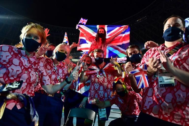 The Tokyo Paralympics featured 163 delegations, one fewer than the London 2012 record (AFP/Philip FONG)
