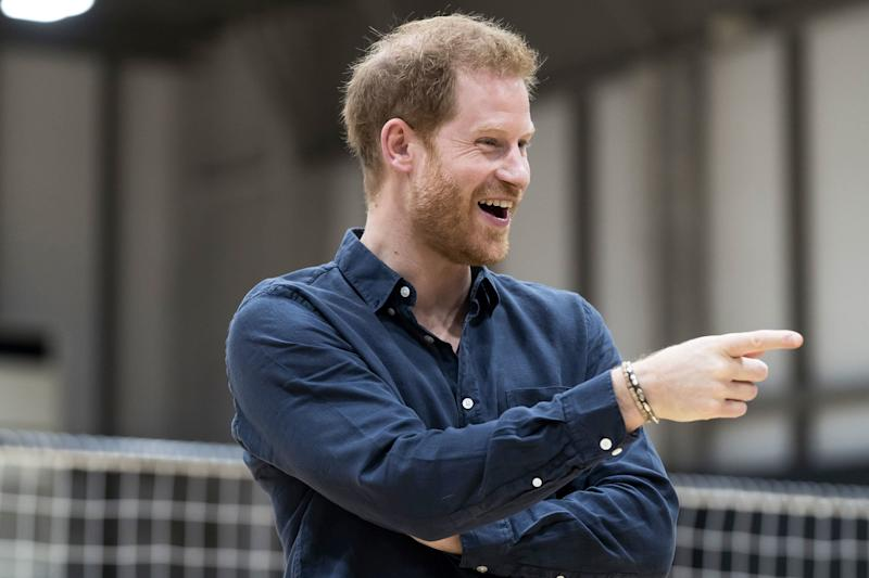 Prince Harry's Sweet Welcome Message at Botswana Charity Was Just Revealed