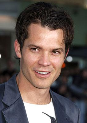 "Premiere: <a href=""/movie/contributor/1800018994"">Timothy Olyphant</a> at the Westwood premiere of Universal Pictures' <a href=""/movie/1808665834/info"">The Break-Up</a> - 5/22/2006<br>Photo: <a href=""http://www.wireimage.com/"">Steve Granitz, WireImage.com</a>"