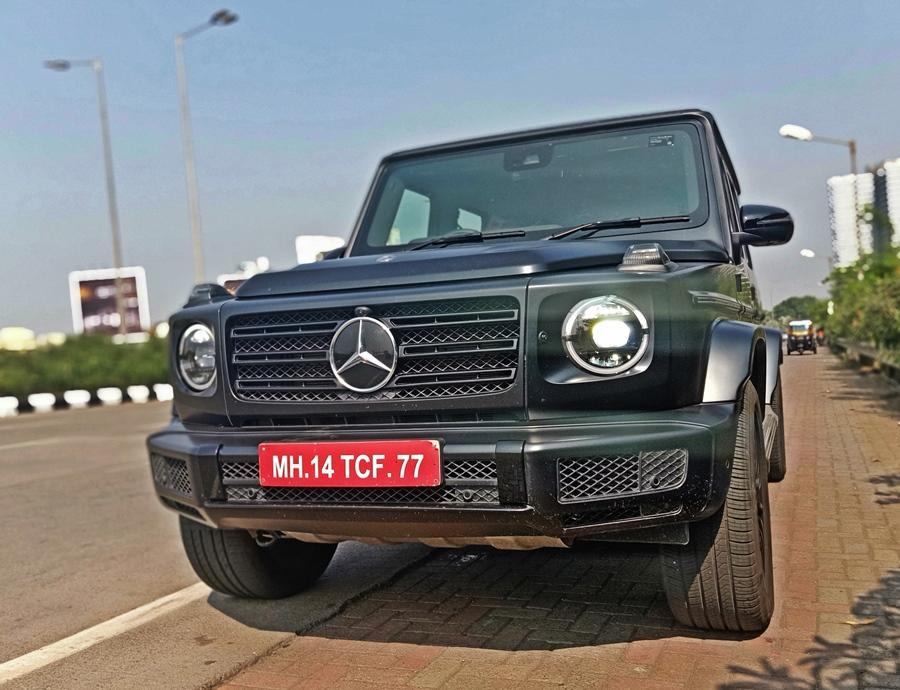 This SUV needs no introduction and it is the favoured transport of choice for the jet set all over the world. However, this year saw the regular G Wagon -- aka the G Class -- being launched at a lesser cost over its AMG sibling. For sheer presence, offroad ability or luxury, this SUV has few rivals.