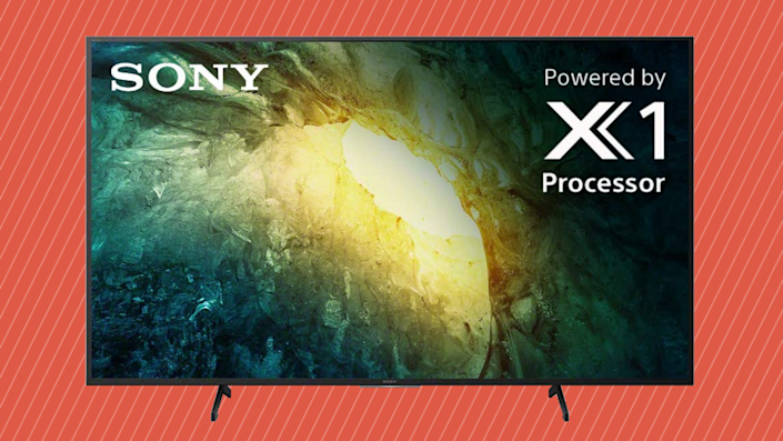 Stay tuned...for $100 savings on a big-screen Sony! (Photo: Amazon)