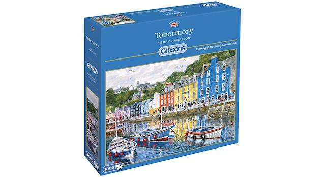 Tobermory Jigsaw Puzzle, 1000 Pieces