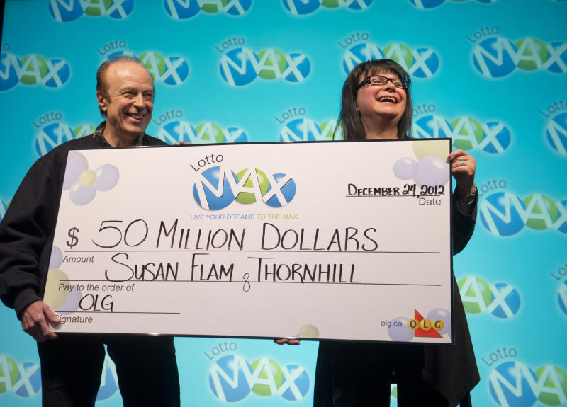 Winning $70M Lotto Max ticket sold in Ontario