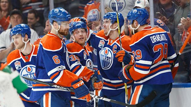 Connor McDavid and the Oilers have the makeup of a serious contender in the NHL playoffs, and they're in the right conference to get to the Stanley Cup Final.