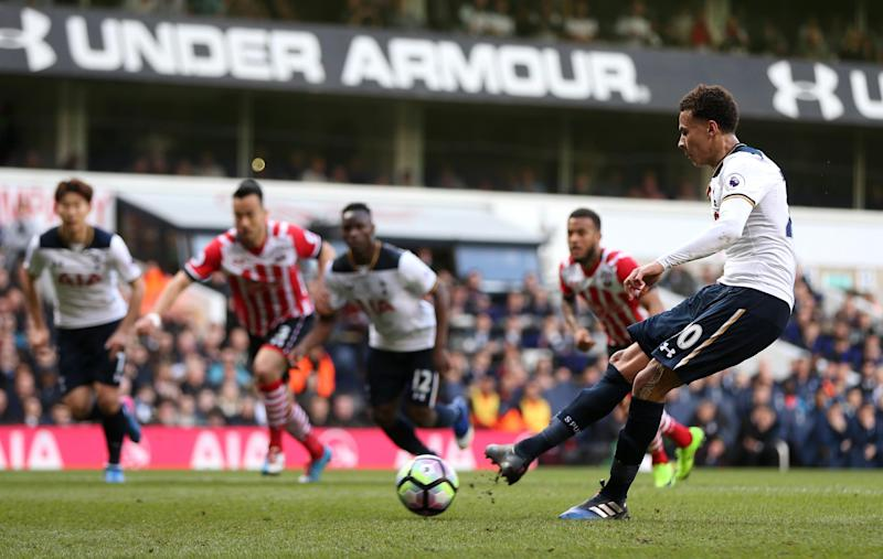 On target: Dele Alli is one of Tottenham's transfer successes, but the task is getting harder: Tottenham Hotspur FC via Getty Images