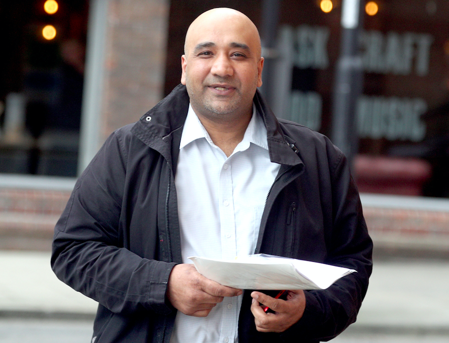 <em>Harjit Bariana has been jailed over slavery charges and supplying drugs (PA)</em>