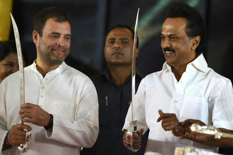 'Did Anyone Deny?' Stalin Sticks to Rahul-for-PM Call, Says Regional Leaders Will Decide at Later Date