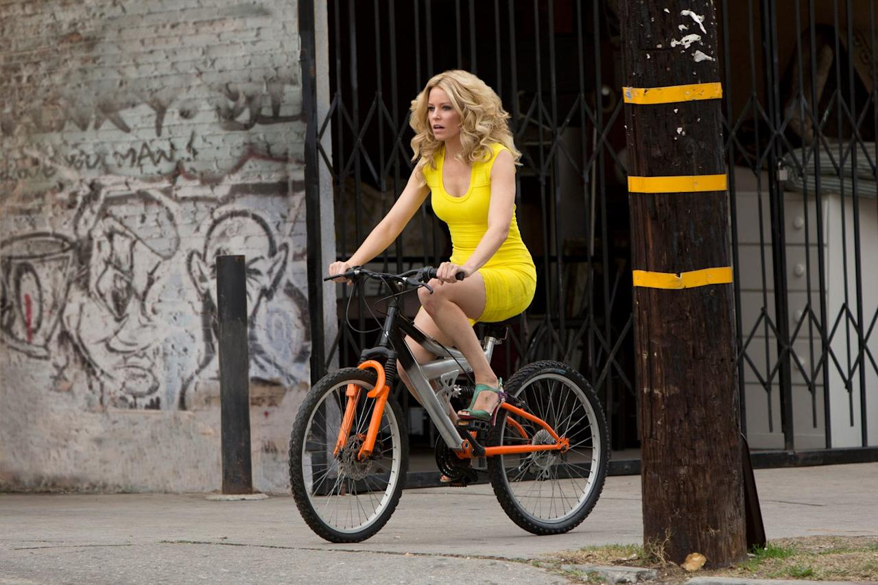 """<p><a href=""""http://www.glamour.com/about/elizabeth-banks?mbid=synd_yahoo_rss"""">Elizabeth Banks</a> stars in <em>Walk of Shame</em>, a 2014 romantic comedy about a woman who has to maneuver her way across the city to an interview for her dream job following a one-night stand. And she does it all without her phone, ID, or money. It's not all bad for Banks' character, though: James Marsden plays her last-night lover, so you know that hookup doesn't end at just one. While we wouldn't call this a groundbreaking piece of cinema, it will make you feel relieved—because there's no way <em>anyone</em> could have a worse walk of shame experience than this.</p> <p><em>Available to rent on</em> <a href=""""https://www.amazon.com/Walk-Shame-Elizabeth-Banks/dp/B00JBHQ138"""" rel=""""nofollow""""><em>Amazon Prime Video</em></a><em>.</em></p>"""