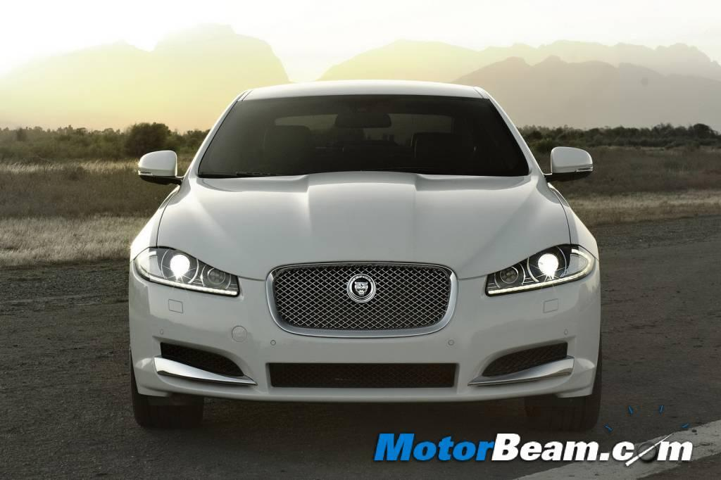 Jaguar will give the XF a new 4-cylinder 2.2-litre diesel engine, which will help it to compete with the German trio on pricing.
