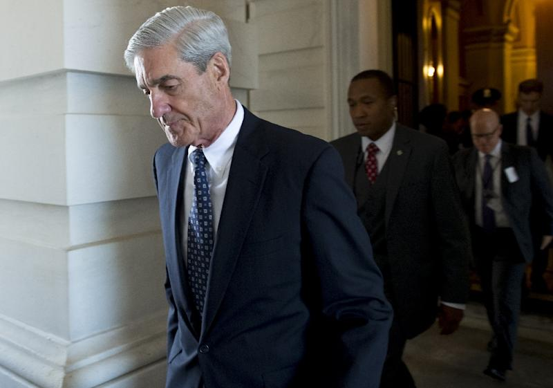 New allegations of anti-Trump bias in the FBI have put new pressure on Robert  Mueller, special counsel on the Russian investigation