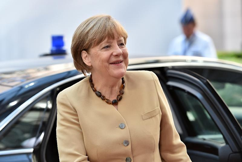 A computer in German Chancellor Angela Merkel's legislative office was hit by a cyberattack that targeted the country's lower house of parliament in May, the Bild newspaper reported on Sunday