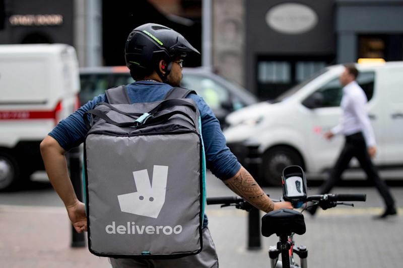 Some items can be delivered in 30 minutes (AFP via Getty Images)