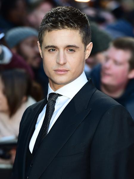 Max Irons stars as a CIA analyst in Condor (Ian West/PA Wire)