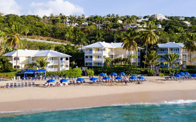 The best all inclusive st thomas resorts for The best all inclusive hotels