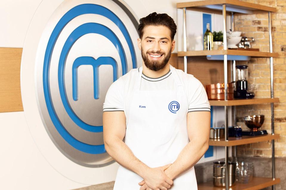 <p>Love Island star Kem Cetinay is one of this year's contestants</p> (PA)