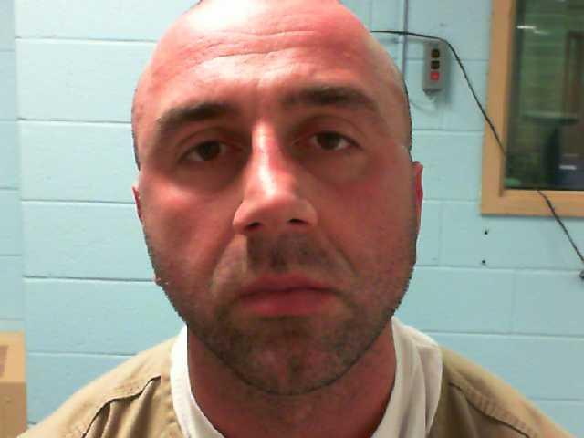 In this March 21, 2013 photo, provided by the Putnam County Sheriff's Office, is Alexandru Ionut Hossu. Hossu, 35, of Southeast, N.Y. is charged with raping a 12-year-old girl in 2010. Putnam County District Attorney Adam Levy, who is also the son of TV's Judge Judy, last week recused himself from the case because he knew the suspect. (AP Photo/Putnam county Sheriffs Office)