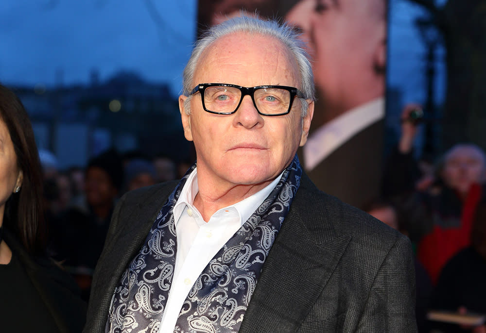 """Anthony Hopkins, who has already won an Oscar for """"Silence of the Lambs"""" and has critical buzz for """"Hitchcock,"""" knocked the actors who play nice with Hollywood bigwigs to improve their award show chances. """"I can't stand all that. I find it nauseating to watch, and I think it's disgusting to behold. People groveling around and kissing the backsides of famous producers and all that. It makes me want to throw up, it really does. I've seen it so many times,"""" he told the Huffington Post. """"I think, 'What are they doing? Don't they have any self respect?'"""""""