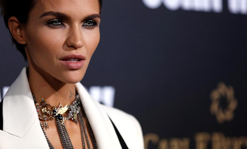 """""""It's far more rewarding to donate anonymously by a long mile,"""" Ruby Rose said."""