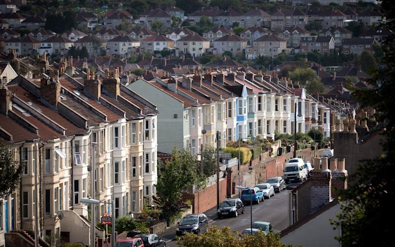Biggest monthly house price rise in a year