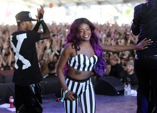 2012 Met Ball: Azealia Banks To Perform Wearing Alexander Wang!