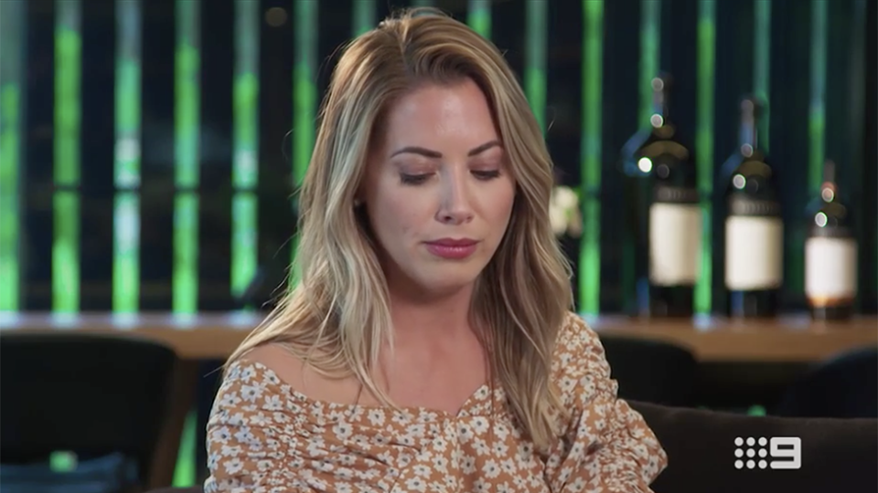 MAFS bride Jamie accused of bullying over hand washing episode