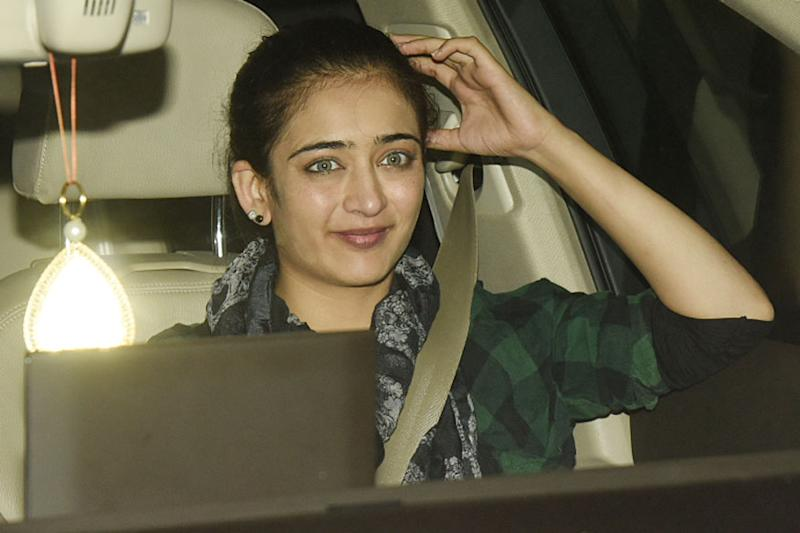 Private Photos of Akshara Haasan Leaked Online; Actress Approaches Mumbai Police