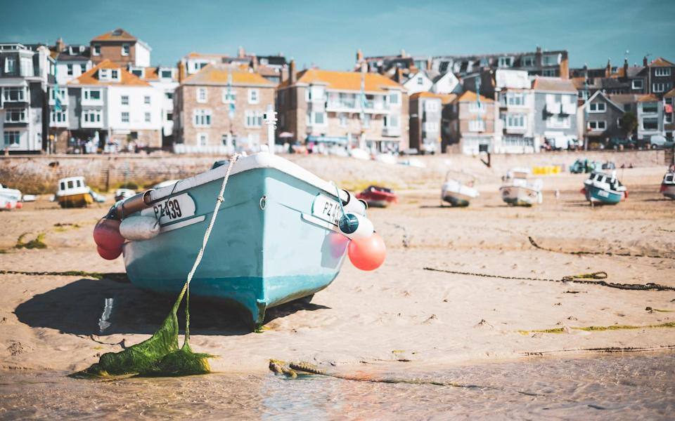 Charming St Ives - Getty