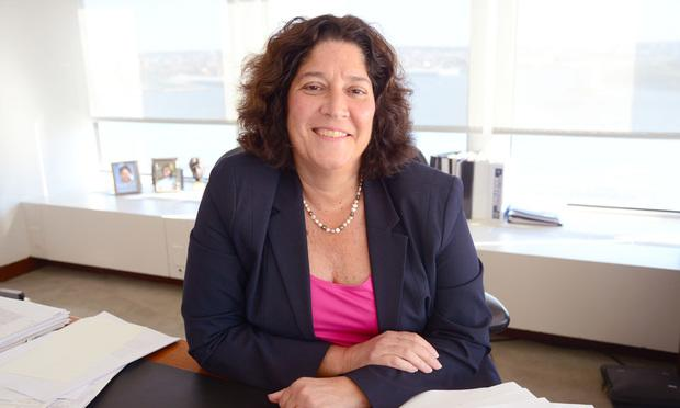 aria Vullo of the New York state Department of Financial Services.