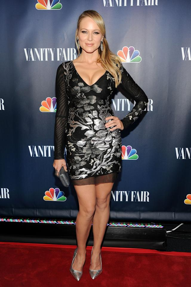 NEW YORK, NY - SEPTEMBER 16: Singer Jewel attends NBC's 2013 Fall Launch Party Hosted By Vanity Fair at The Standard Hotel on September 16, 2013 in New York City. (Photo by Ben Gabbe/Getty Images)
