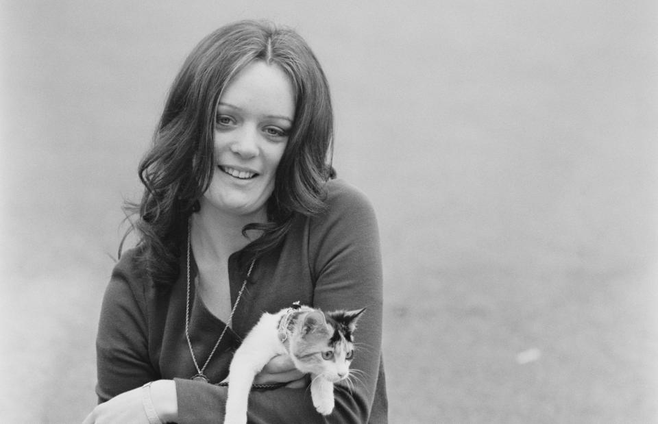 Sherrie Hewson, pictured in 1971, says she was assaulted when she was a 21-year-old student at RADA. (Jack Kay/Daily Express/Hulton Archive/Getty Images)